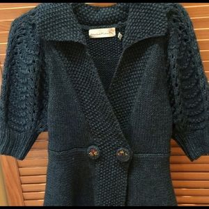 Anthropologie sweater.